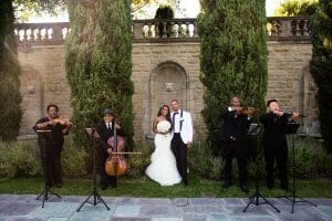 String Quartet Wedding Beverly Hills