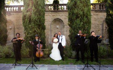 String Quartet Wedding Beverly Hills