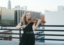 los angeles wedding violinist