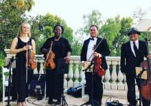 String Quartet Wedding Strings Southern California