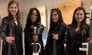 Electric String Quartet SoCal
