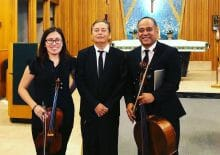 string trio pop music