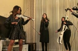 Electric String Quartet Female San Diego