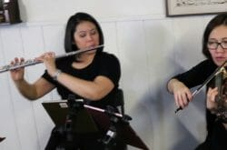 String Quartet with Flute Los Angeles
