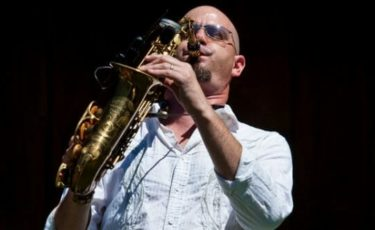 Saxophonist - Jason