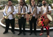 Live Dhol Punjabi Baraat Baja Pakistani Wedding of Southern California