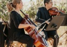Cello and violin Santa Barbara
