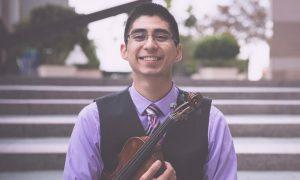 Santa Barbara Wedding Violinist