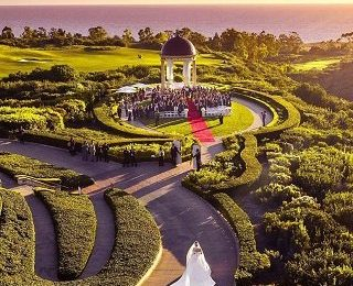 Pelican Hill Wedding Live Music