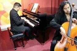 Piano Cello Duo Wedding