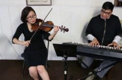 Piano Violin Duo Orange County