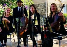 San Diego String Quartet Wedding