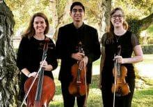 Santa Barbara Wedding String Trio