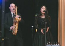 Sax and Vocal Duo The Queen Mary Long Beach