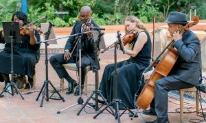 String Quartet Ensemble Orange County