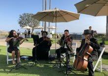 String Quartet Music - Ritz Carlton