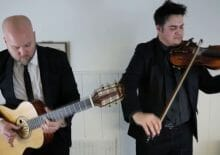 Wedding Strings Guitar Violin Duo