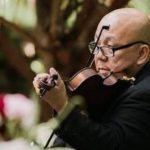 Los Angeles Solo Violinist Playing Tagalog Music