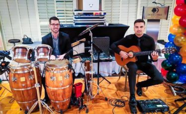 Percussion+Guitar Duo