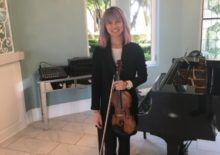 Classical and Contemporary wedding violinist