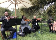 Los Angeles String Quartet Wedding