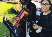 Palm Springs Cello and Violin duo