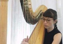 Solo Wedding Classical Harpist