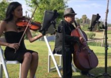 Live Violin Cello Duo Southern California