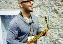 Los Angeles Saxophonist Corporate Gig