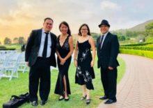 Los Angeles String Quartet Wedding
