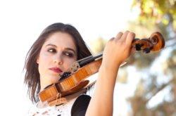 Corporate Event Solo Violinist