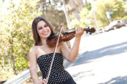 Classical and Contemporary Violinist Los Angeles