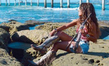 Melissa, Violinist