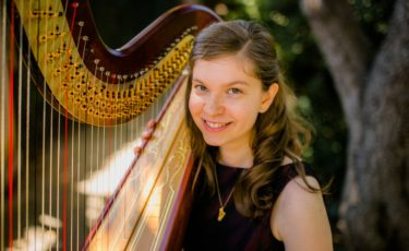 Harpist - Stephanie