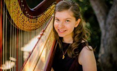 Stephanie, Harpist