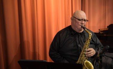 Saxophonist - Arte