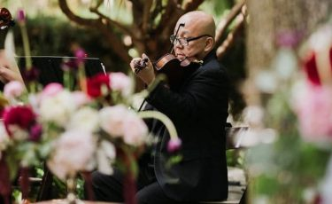 Botchok, Violinist