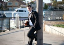 Socal Wedding Violinist Top 40s music