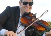 Solo Wedding Violinist Orange County