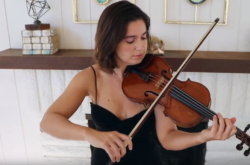Top 40's Solo Violinists Los Angeles