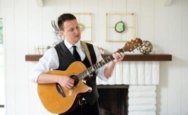 Guitarist/Singer - Levi
