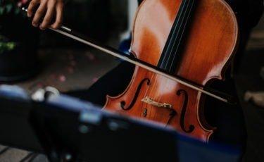 Cellist - Marc