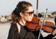 Classical Wedding Violinist San Diego