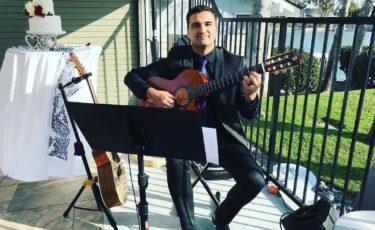 Guitarist/Singer - Jose