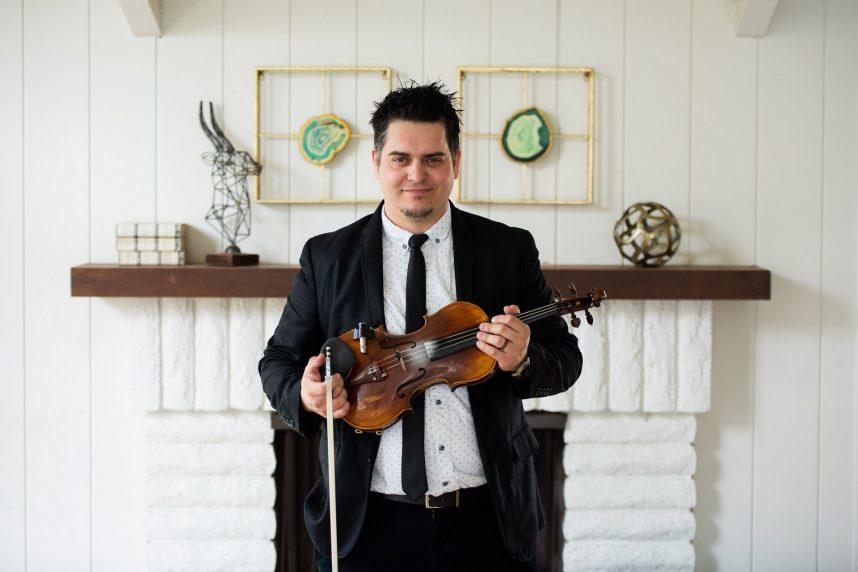 wedding ceremony violinist orange county