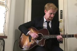 wedding guitarist los angeles