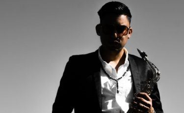 Amin, Saxophonist