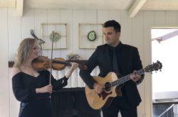 Live Music Violin Guitar Duo