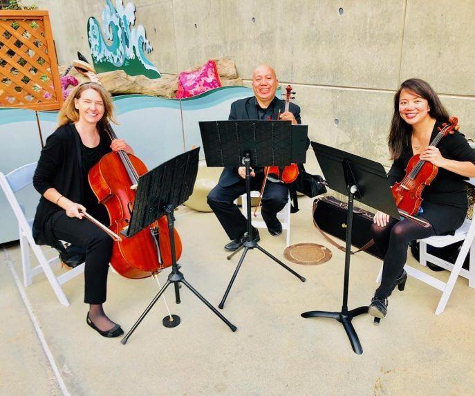 Anniversary Classical String Trio Southern California