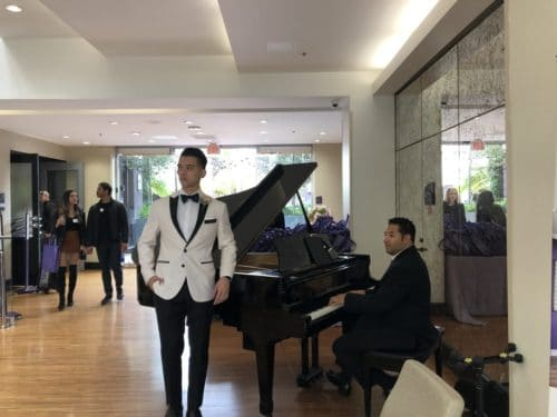Wedding Pianist Southern California
